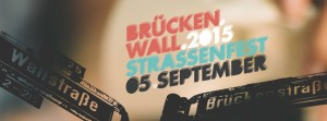 Brückenwall Fest 2015