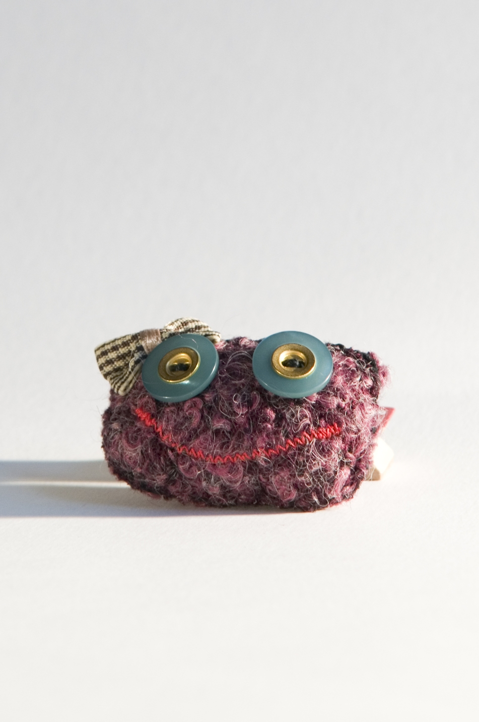 Spooky Monster Brooche